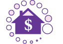 icon depicting Home Equity Line of Credit