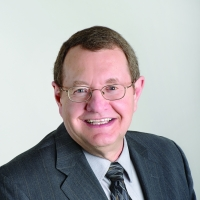 Photo of UMassFive Board Director Robert Harrison